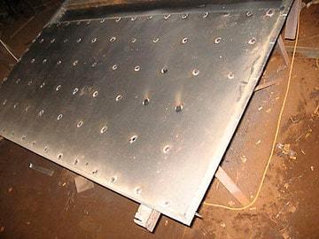 бронированная входная дверь толщина металла 3 мм